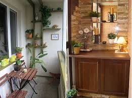Inspiring Small Balcony Design Ideas - Apartment balcony design ideas