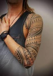 50 tribal tattoos for men tribal shoulder tattoos shoulder