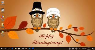 thanksgiving theme for windows 10