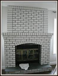 creating domestic bliss white fireplace