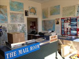the mail room u haul about us