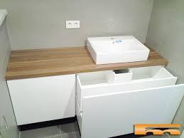 lacar muebles en blanco mueble baño a medida lacado brillo sobre formica madera terrassa