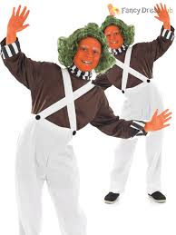 oompa loompa costume kids oompa loompa fancy dress costume chocolate factory world book