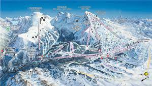 Mt Hood Trail Map Banff Alpine Adventures Luxury Ski Vacationalpine Adventures