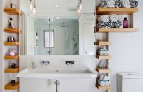 bathroom unconventional ways store your makeup beauty product