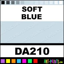 soft blue americana acrylic paints da210 soft blue paint soft