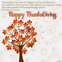 thanksgiving card messages for customers page 2