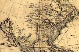 1600 Map Of America by Map Of The New World In The 1600s Jpg 1301 857 Maps Pinterest