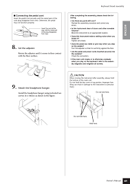 yamaha manuals 61 english keyboard stand assembly caution yamaha arius ydp