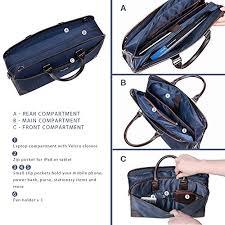 sacoche de bureau plemo sac de bureau porte documents pochette attaché avec
