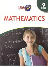 full marks guide of mathematics for class 9 term 1 u0026 2 by rc yadav