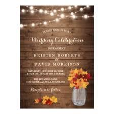 custom invitations online fall wedding invitations custom wedding invitations online