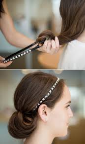 elastic hair band hairstyles 18 hairstyle tricks you can do to spice up your do 16 is totally