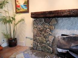 how i veneer stone fireplace using natural thin stone youtube