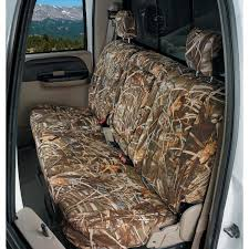 Realtree Bench Seat Covers Cabela U0027s Ruff Tuff Camo Seat Covers Without Pockets Auto