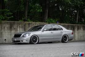 lexus ls430 rims sean bradford u0027s ls430 on ssr professor ms1s more japan blog