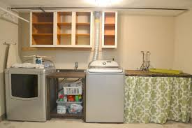 Laundry Room Table With Storage Laundry Laundry Room Table Washer And Dryer Together With