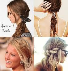 nice hairdos for the summer cute summer hairdos for long hair