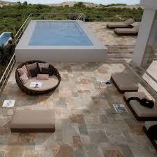 carrelage grand format pour piscine carrelage intérieur effet pierre 30x60 venus naturel collection