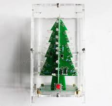geekcreit tree rgb colorful led flash kit with