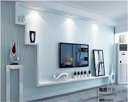 Striped Bedroom Wall by Online Buy Wholesale Wallpaper Stripes Wall From China Wallpaper