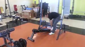 Body Solid Folding Bench Nl Fid Fold Bench Youtube