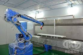 painting robot automatic spraying robot industrial robot ikv robot