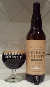 Bourbon County Backyard Rye Not Another Beer Review January 2015