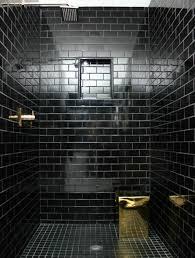 masculine bathroom designs black gray and brass master bathroom remodel
