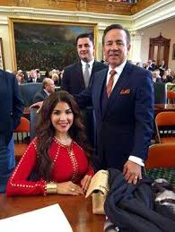 senators wife woman claiming to be texas state senator s wife arrested for harassment