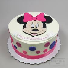 minnie mouse cake minnie mouse flat fondant empire cake