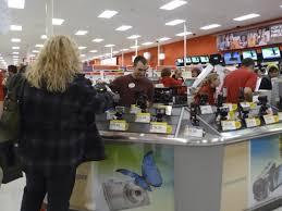 target customer of black friday deals black friday shoppers flock to target u0027s midnight sale gig harbor