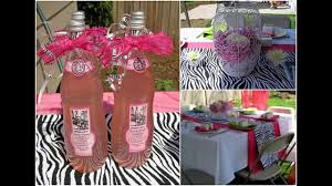 cool zebra baby shower decorations ideas youtube