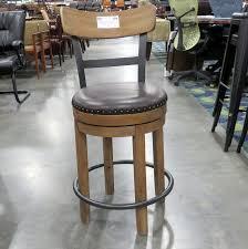 Heavy Duty Tall Drafting Chair by Ashley Furniture Pinnadel Counter Height Bar Stool Office Barn