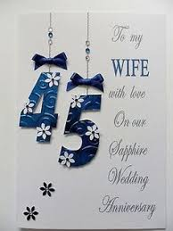 personalised 365 days mr mrs card to celebrate a happy couples