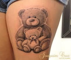 Tattoo Themes Ideas Best 25 Teddy Bear Tattoos Ideas On Pinterest Teddy Bear
