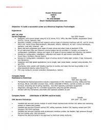 Maintenance Technician Resume Building Maintenance Resume Objective Virtren Com