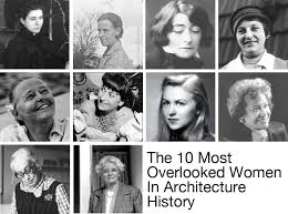 list of famous architects the 10 most overlooked women in architecture history archdaily