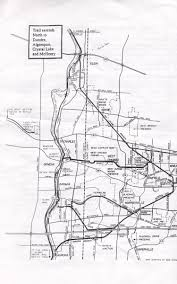 Elgin Illinois Map by Fox River Trail Map Canoe Communications