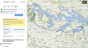 Map A Route Google by Official Google Australia Blog Ride On Cycling Comes To Google