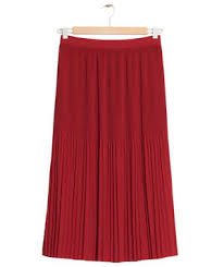 pleated skirts 7 pretty pleated skirts real simple