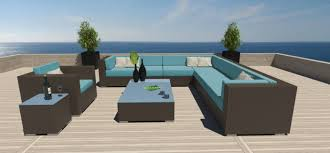 Wicker Look Patio Furniture - the bryant
