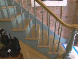 How To Install A Banister Repairing A Banister Hgtv