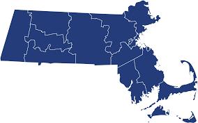 Blank Map Of Lebanon by Map Of Massachusetts
