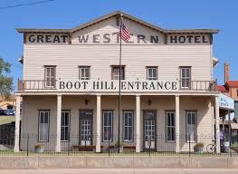 Kansas destination travel images Jd 39 s scenic southwestern travel destination blog boot hill museum jpg