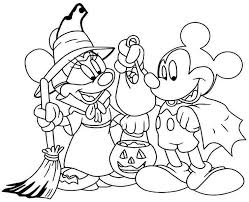 coloring pages cartoon disney minnie mouse printable free boys