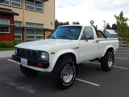 white toyota truck daily turismo close enough 1981 toyota hilux sr5 4x4