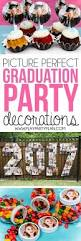 picture perfect graduation decorations graduation party games