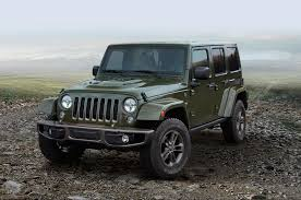 new jeep wrangler concept jeep brand celebrates 75th anniversary with commemorative