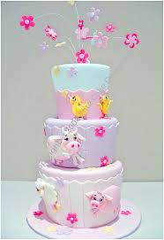farm animals tower baby shower cake by elitecakedesigns sydney